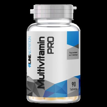 Multivitamin PRO банка 90 таб RLINE