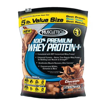 100% Whey Plus 2267 гр MuscleTech