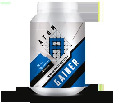 Gainer 1500 g Atom Nutrition
