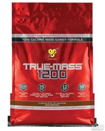 True-Mass пакет 4610 g BSN
