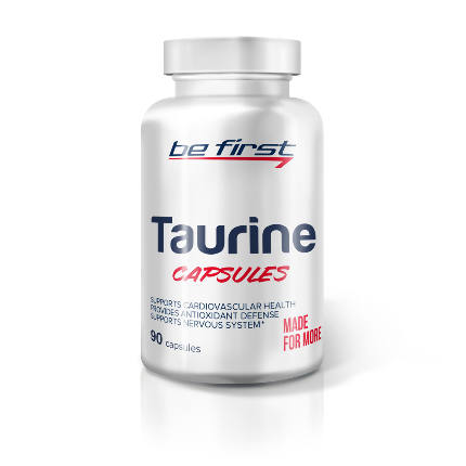 Taurine capsules (90 капсул) Be First