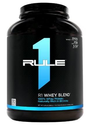 Whey Blend 2380 г Rule 1