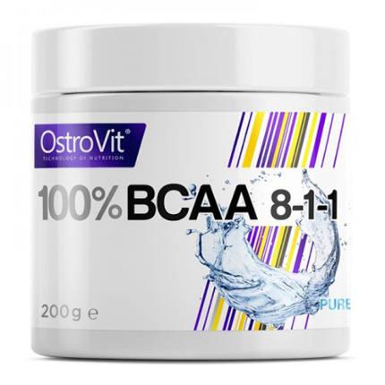 BCAA 8:1:1 200 g Ostrovit