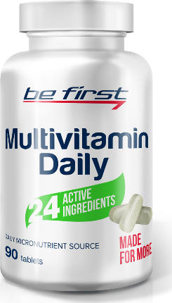 Multivitamin Daily 90 таб Be First