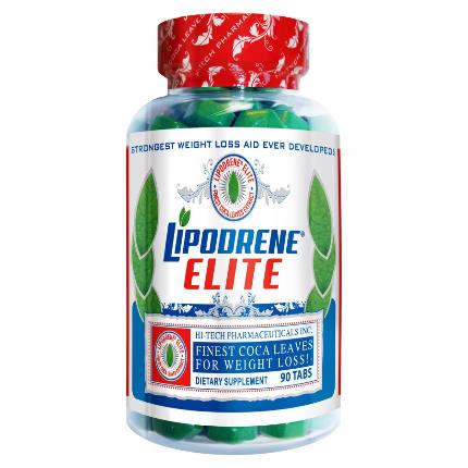 Lipodrene Elite 90 caps Hi-Tech Pharmaceuticals