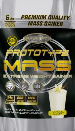 Prototype MASS 12lb Quantum