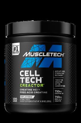 Creactor creatine hcI 296 gr Muscletech