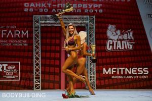 Кубок России по бодибилдингу 2018